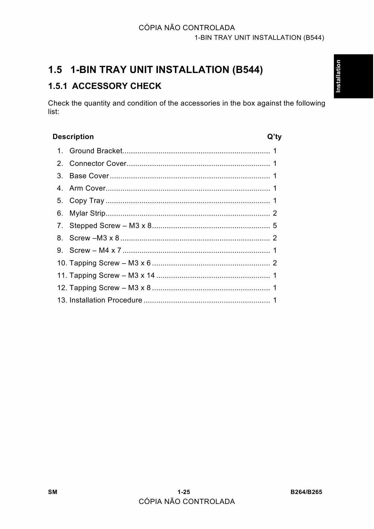 RICOH Aficio 3035 3045 B264 B265 Service Manual-2